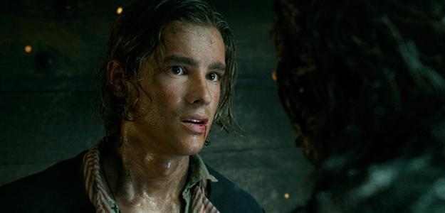 Leve recuperación de taquilla con la quinta entrega de 'Piratas del Caribe'