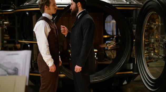 'Los pasajeros del tiempo', estreno en AXN
