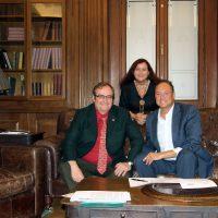 La Fundación Josep M. Queraltó firma un convenio de colaboración con DIBOOS