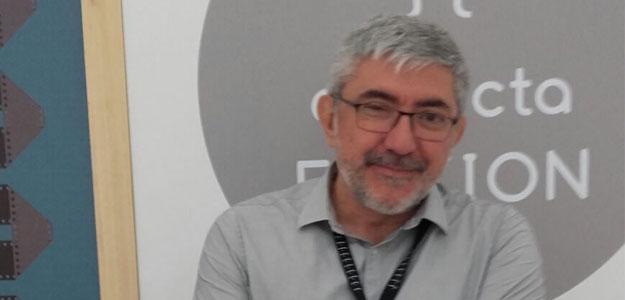 """López Puig: """"Estoy vivo va a ser una serie sorprendente, distinta y entretenida"""""""
