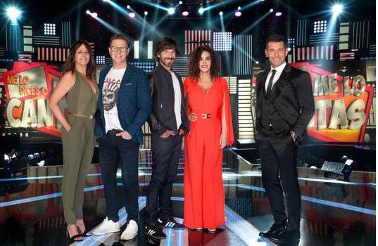 'Me lo dices o me lo cantas' llega esta noche a Telecinco