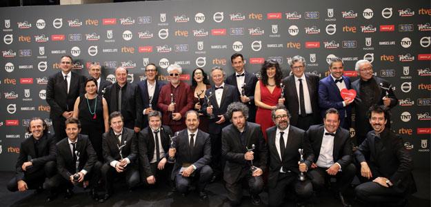 Los Premios Platino encumbran a 'El ciudadano ilustre' y a la obra de Bayona