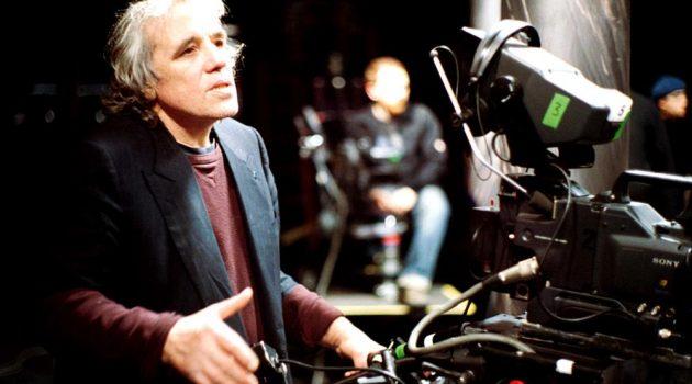 Abel Ferrara, en el set de rodaje de 'Mary'.