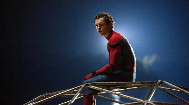Tom Holland es el nuevo Peter Parker en 'Spider-Man: Homecoming'.