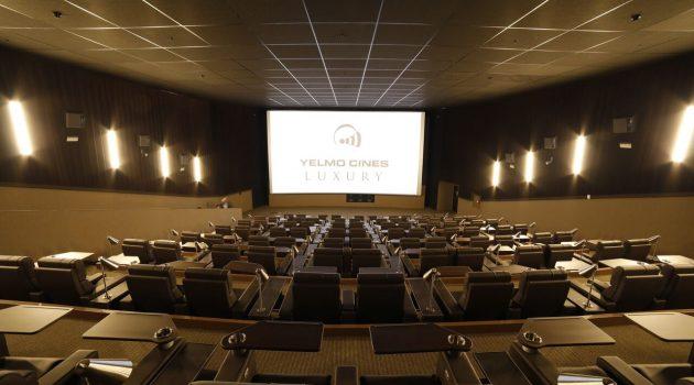 Yelmo estrenó el pasado fin de semana su concepto de Cines Luxury para ofrecer una experiencia única en cuanto a comodidad, visionado y servicios de restauración.