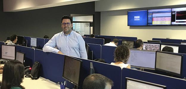 """Zigor Gaubeca: """"En Aire Networks trabajamos en el futuro con herramientas y recursos del presente"""""""