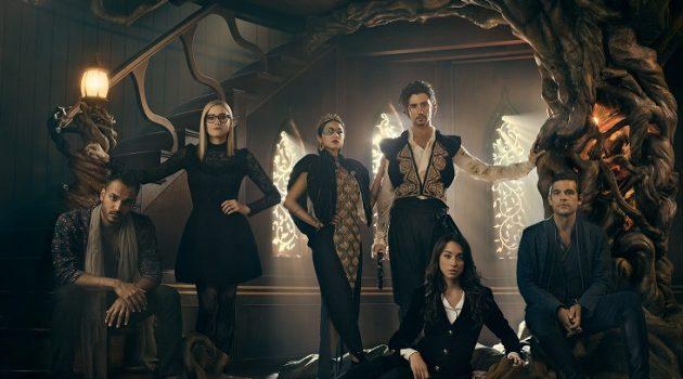 'The Magicians', estreno en SYFY