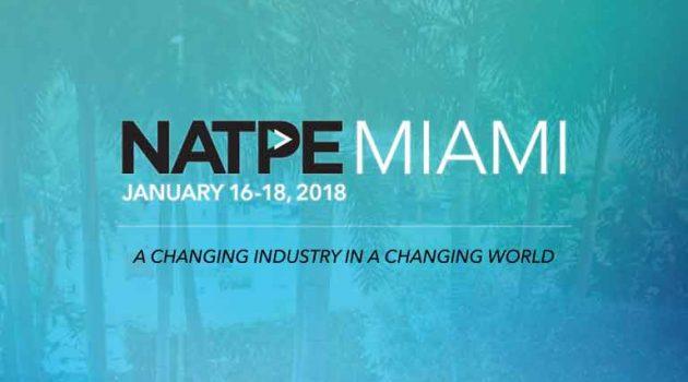 El audiovisual español regresa a Miami para participar en NATPE 2018