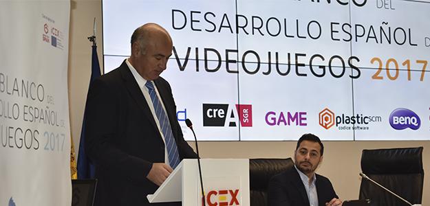 """Fernando Benzo: """"Como usuario de videojuegos, sé que el sector está incorporando a los mejores creativos"""""""