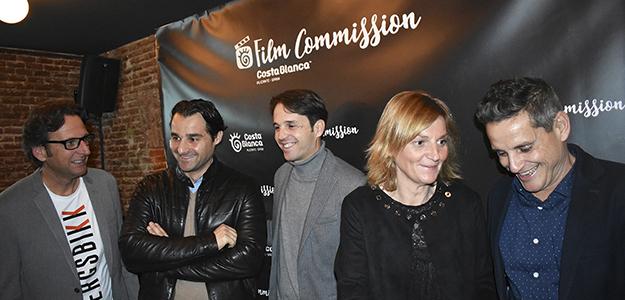 Se presenta en Madrid la nueva Costa Blanca Film Commission, que coordinará 23 oficinas en Alicante
