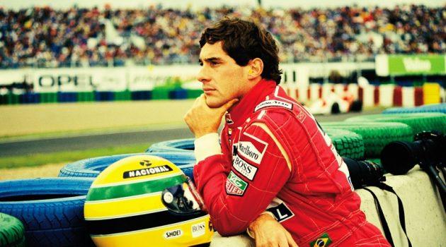 DMAX estrena 'Figuras del Deporte' con un homenaje a Ayrton Senna