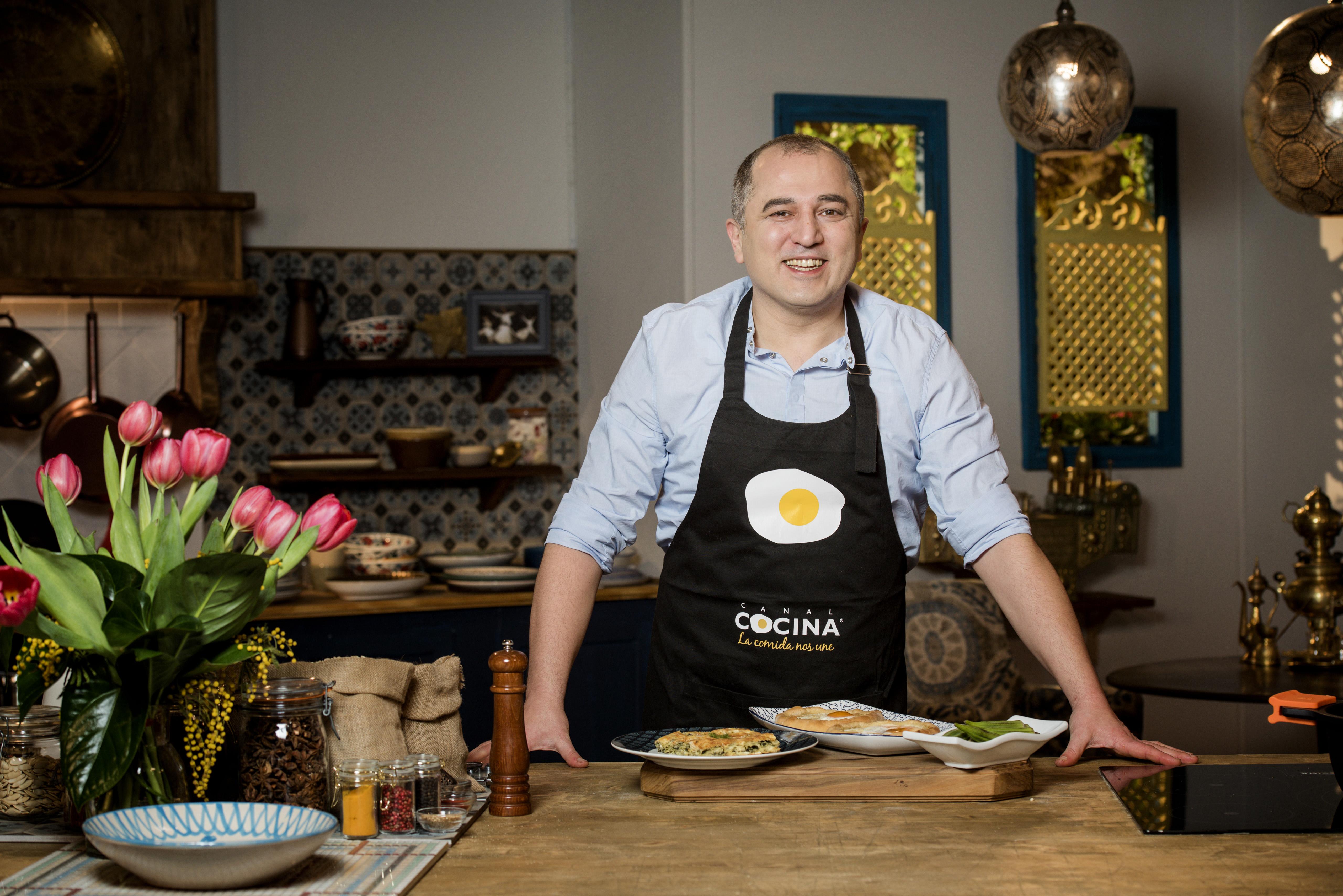 Lo mejor de la cocina turca llega a canal cocina - Canal de cocina ...