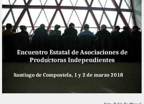 AGAPI organiza esta semana en Santiago el III Encuentro Estatal de Asociaciones de Productoras