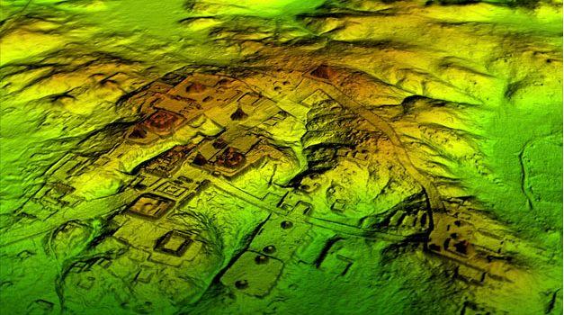 'El imperio perdido de los Mayas', estreno en National Geographic