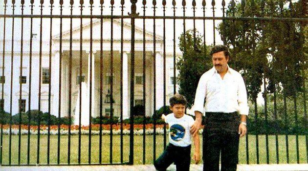 Todos los secretos de la vida de Pablo Escobar, al descubierto en DMAX