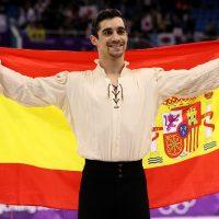 Javier Fernandez será el abanderado español en la Clausura de PyeongChang 2018
