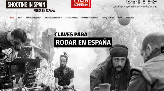 Spain Film Commission enseña en el European Film Market de Berlín su renovada plataforma online