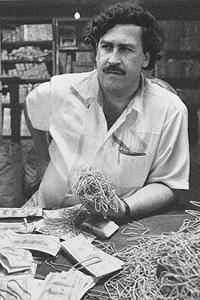 Los millones de Escobar