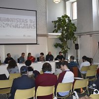 ALMA reivindica en un encuentro en Madrid la figura del guionista de programas