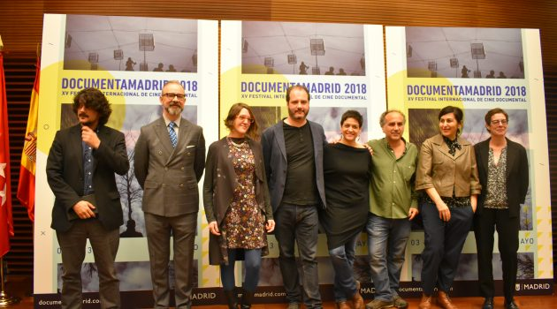 Más de la mitad de títulos que competirán en DocumentaMadrid están firmados por mujeres