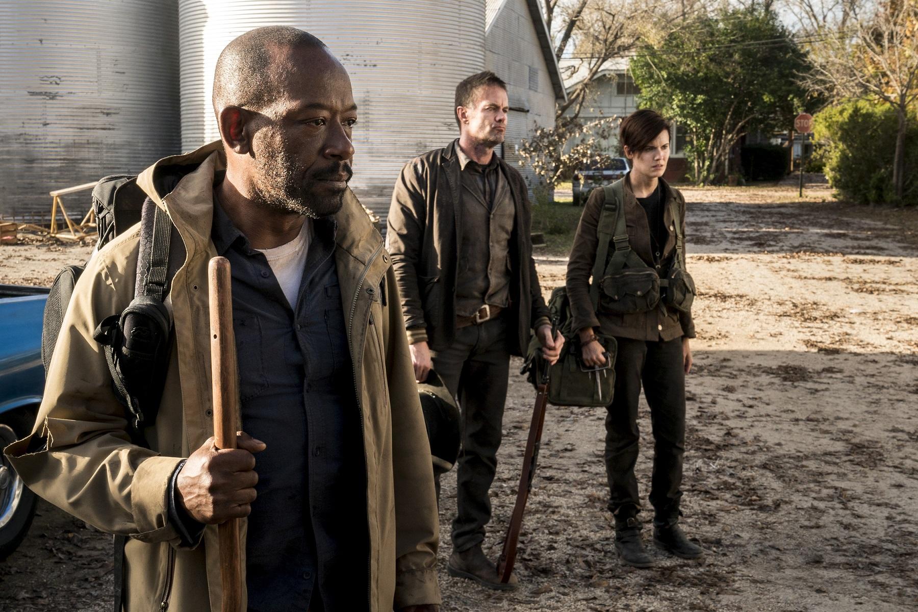 La cuarta temporada de \'Fear The Walking Dead\' llega a AMC ...