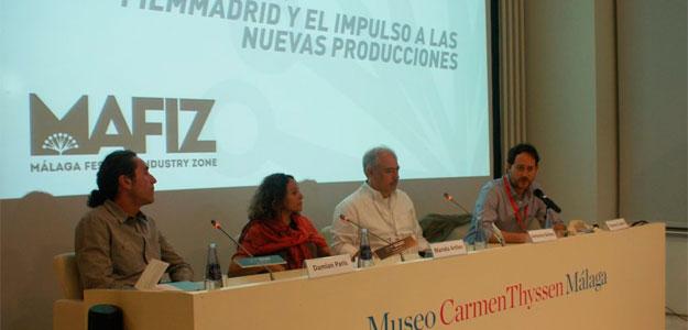 Film Madrid presenta sus nuevas producciones en un Festival de Málaga muy femenino