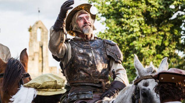 'El hombre que mató a Don Quijote' y 'Un día más con vida', más cine español en Cannes 2018