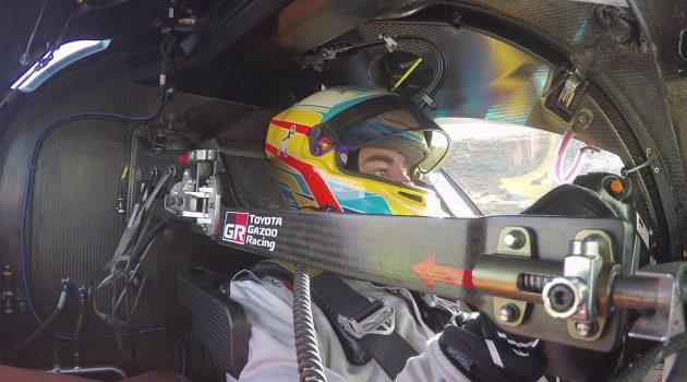DMAX ofrecerá en directo el debut de Fernando Alonso en el Campeonato del Mundo de Resistencia