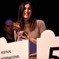 Marina Seresesky ganó la última edición del Julio Alejandro con 'Empieza el baile'.