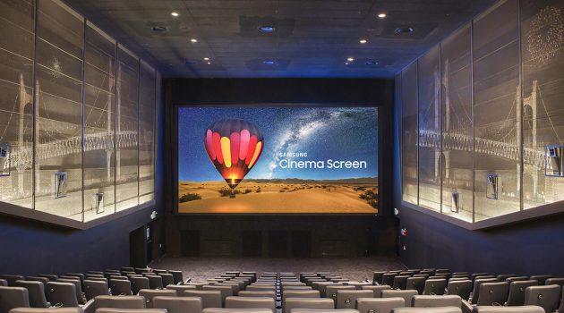 La tecnología EclairColor HDR de Ymagis ya está integrada en las pantallas Samsung Cinema LED