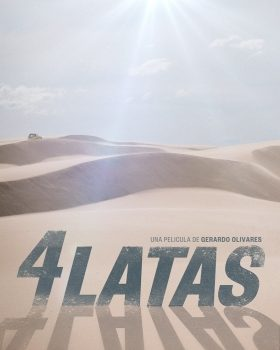 Empieza el rodaje de '4 Latas', road movie de Gerardo Olivares ambientada en el Sáhara