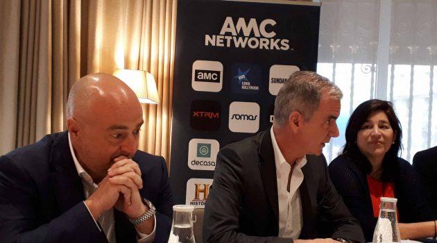 AMC lanza Microcanales, una app gratuita con contenidos de sus canales