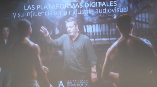 Plataformas digitales y cambio de modelo de producción