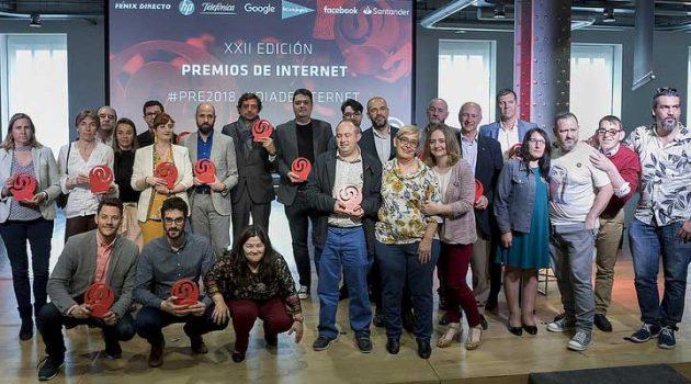 Un programa de Red.es premiado como mejor campaña institucional del Día de Internet