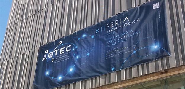 Arranca la XII edición de la Feria AOTEC, dos jornadas para afrontar en común el reto de la conectividad