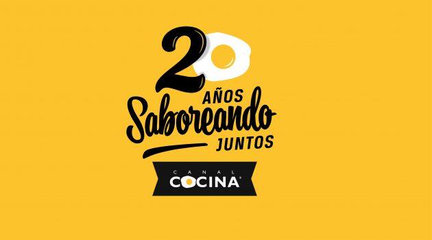Canal Cocina cumple dos décadas consolidado como el mayor productor de contenidos gastronómicos de la TV en España