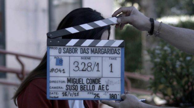 'O sabor das margaridas', el nuevo thriller coproducido por CTV y RTVG que se estrenará a finales de 2018