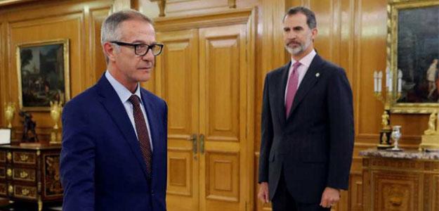 José Guirao, segundo ministro de Cultura y Deportes de Pedro Sánchez en una semana