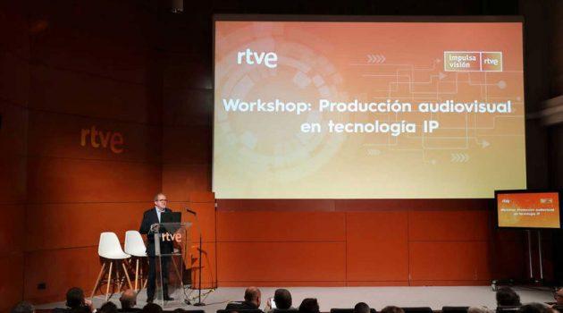 RTVE organiza una jornada para debatir sobre la producción audiovisual en tecnología IP