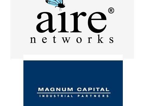 Aire Networks continúa su expansión con la entrada en su accionariado de Magnum Capital