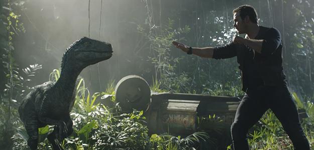 'Jurassic World: El reino caído', el gran protagonista de los estrenos de la semana