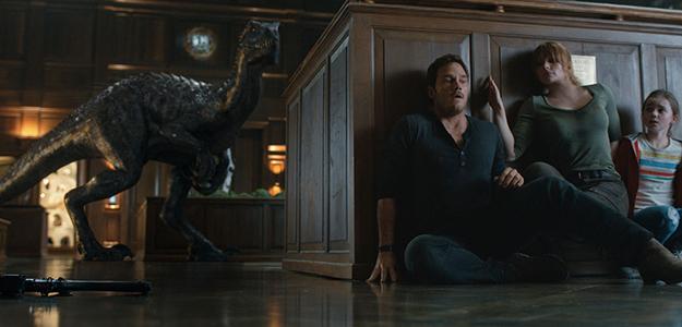 El 'Jurassic World' de Bayona arrasa y es el mejor estreno en España desde 2015