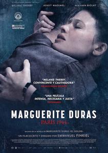 Marguerite Duras. Paris 1944