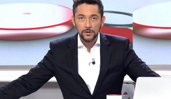 Javier Ruizsustituye a Miguel Ángel Oliver al frente de 'Noticias Cuatro 2'