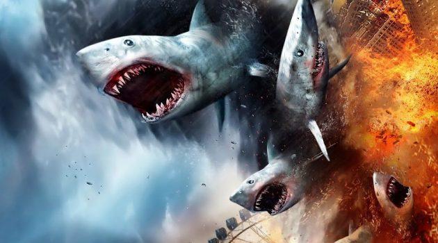 'El último Sharknado: Ya era hora', estreno en SYFY