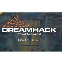 Auren juega en DreamHack, uno de los mayores encuentros de entretenimiento digital del mundo