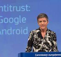Bruselas multa a Google con más de 4.000 millones de euros por abuso de posición dominante