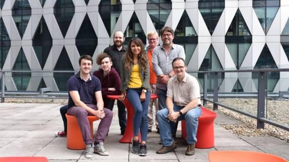Un equipo de la BBC gana el IBC Best Conference Paper Award 2018
