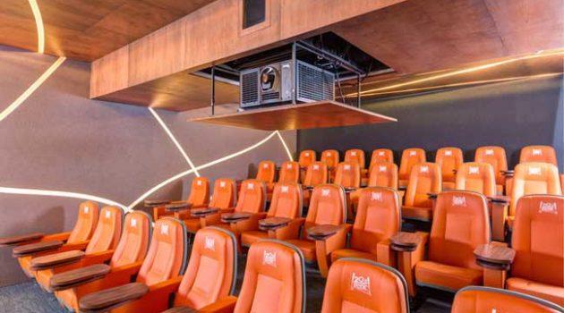 Christie equipa la nueva sala de proyección privada de 20th Century Fox en México