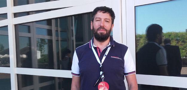 """Alfonso Blanco: """"En Portocabo estamos en un momento dulce"""""""